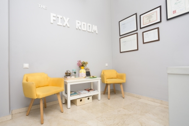 The Fix Room - Masajes profesionales en Madrid
